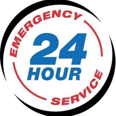 Emergency 24 Hour Service