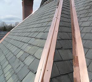 Roof Flashing Sheet Metal in Conway, AR